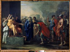 The Continence of Scipio Africanus