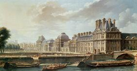 The Palace and Garden of the Tuileries