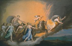 Aurora / Ingram after Guido Reni