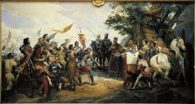 Battle of Bouvines / Vernet