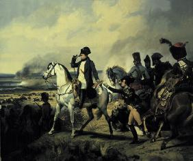 Battle of Wagram 1809 / Vernet