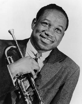 Clifford Brown jazz trumpet player