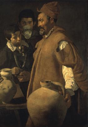 D. Velasquez, Waterseller of Seville