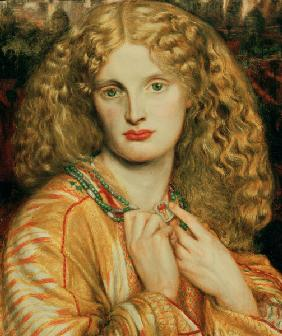D.G.Rossetti, Helen of Troy