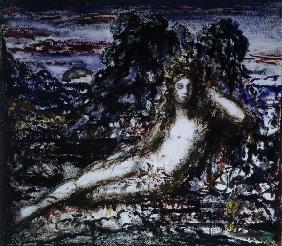Gustave Moreau / Narcissus