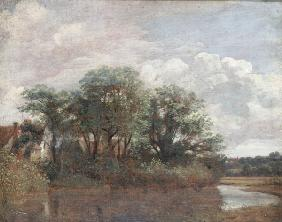 J.Constable, Willy Lott s House.