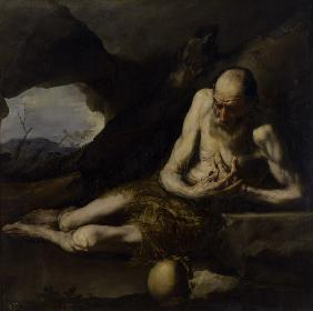 J.de Ribera, The Hermit Paul