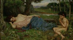 J.W.Waterhouse / Listen to my Sweet...