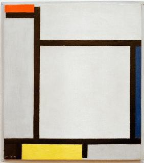 Composition with red�/ 1921