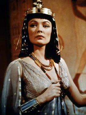 L' Egyptien The Egyptian de MichaelCurtiz avec Anitra Stevens