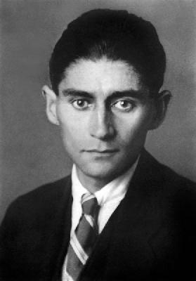 last photo of czeck writer Franz Kafka