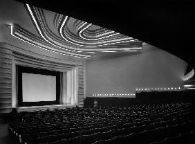 Movie theater Normandie in...