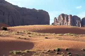 Monument Valley National Park (photo)