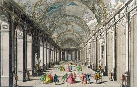 Versailles , Hall of Mirrors