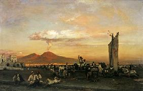 Quayside at Naples