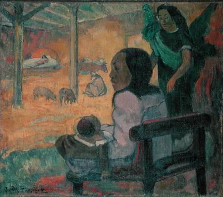 Reproducción impresa de  Be Be (The Nativity)
