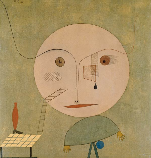 Resultado de imagen de Paul Klee