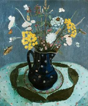 Modersohn-Becker, Bouquet of Wildflowers