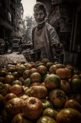 tangerines from paharganj