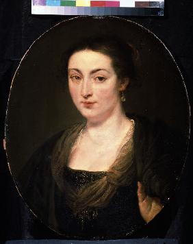 Portrait of Isabella Brant