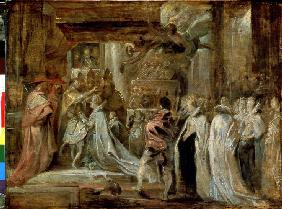 The Coronation of Marie de' Medici