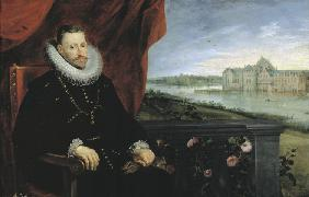 Portrait of Archduke Albert of Austria (1559–1621), Governor of the Spanish Netherlands