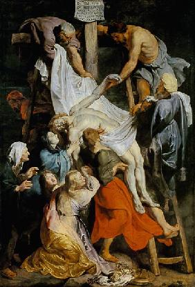 Rubens, Peter Paul : Descent from the Cross