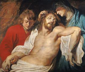Rubens, Peter Paul : Lament of Christ by the Vi...