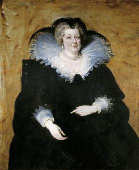 Portrait of Marie de Médici (1575-1642)