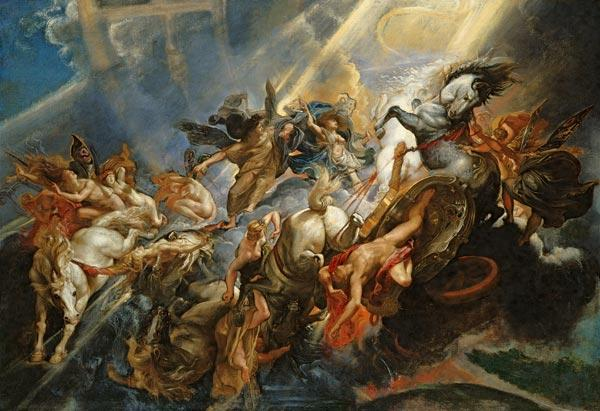 Rubens, Peter Paul : The Fall of Phaethon
