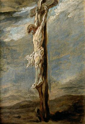 Rubens, Peter Paul : Christ on the Cross