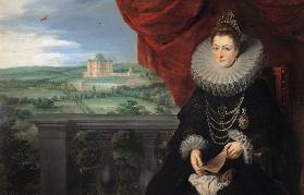 Portrait of Infanta Isabella Clara Eugenia of Spain (1566-1633)