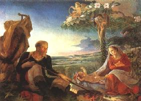 Be quiet on the flight to Egypt
