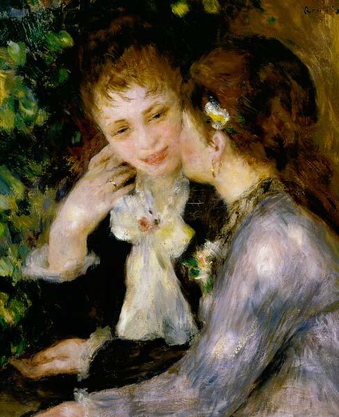 Creencias Declaradas Confidencias Pierre Auguste Renoir