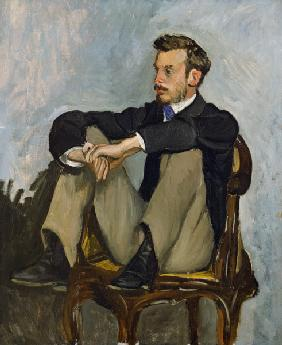 Portrait of Auguste Renoir (1841-1919)