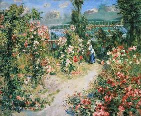 Renoir, Pierre-Auguste : The Conservatory