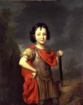Portrait of Philippe II d'Orleans (1674-1723)