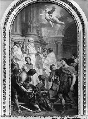 The Mass of St. Basil, before 1747