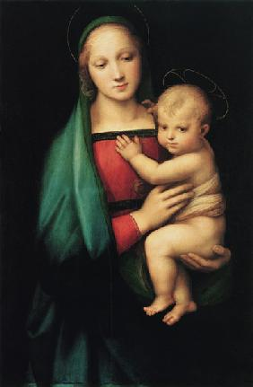 Madonna with child (Mandonna del Granduca)