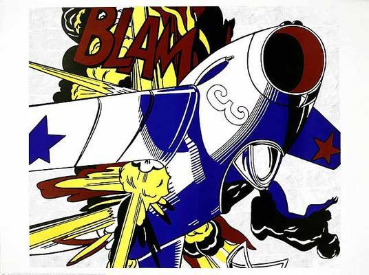 Roy Lichtenstein -