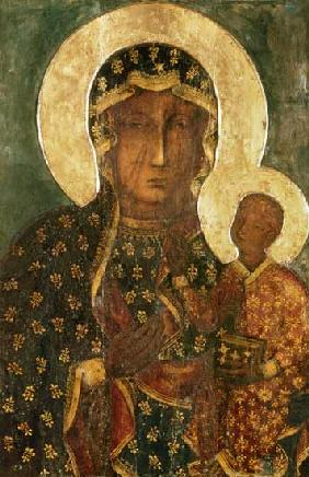 The Black Madonna of Jasna Gora, Byzantine-Russian icon