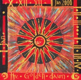 1st Jan, the Golden Dawn