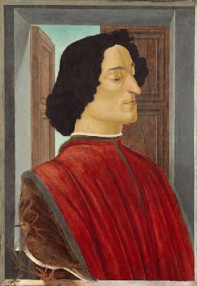 Portrait of Giuliano de' Medici (1453–1478)