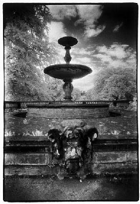 Fountain below the Ruinenberg Folly, Sanssouci Park, Potsdam