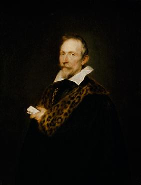 Bildnis des Jan van den Wouwer