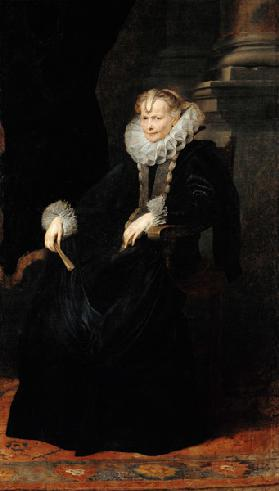 Portrait of a Genovese Lady