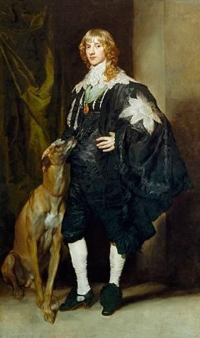 James Stuart, duke of Lennox and Richmond