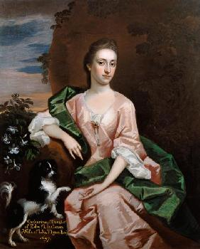 Catharine Littleton, wife of John Floyer