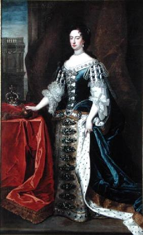 Portrait of Queen Mary (1662-94)