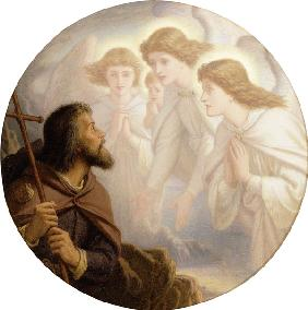 Lead, Kindly Light, amid the Encircling Gloom, lead thou me on!...and with the Morn those Angel Face